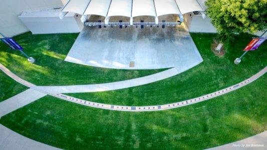 Lou Bredlow Pavilion, Warner Park.