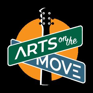 Arts on the Move logo