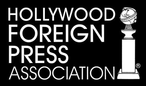 Hollywood Foreign Press Association b&w logo
