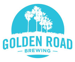 Golden Road 2020 logo