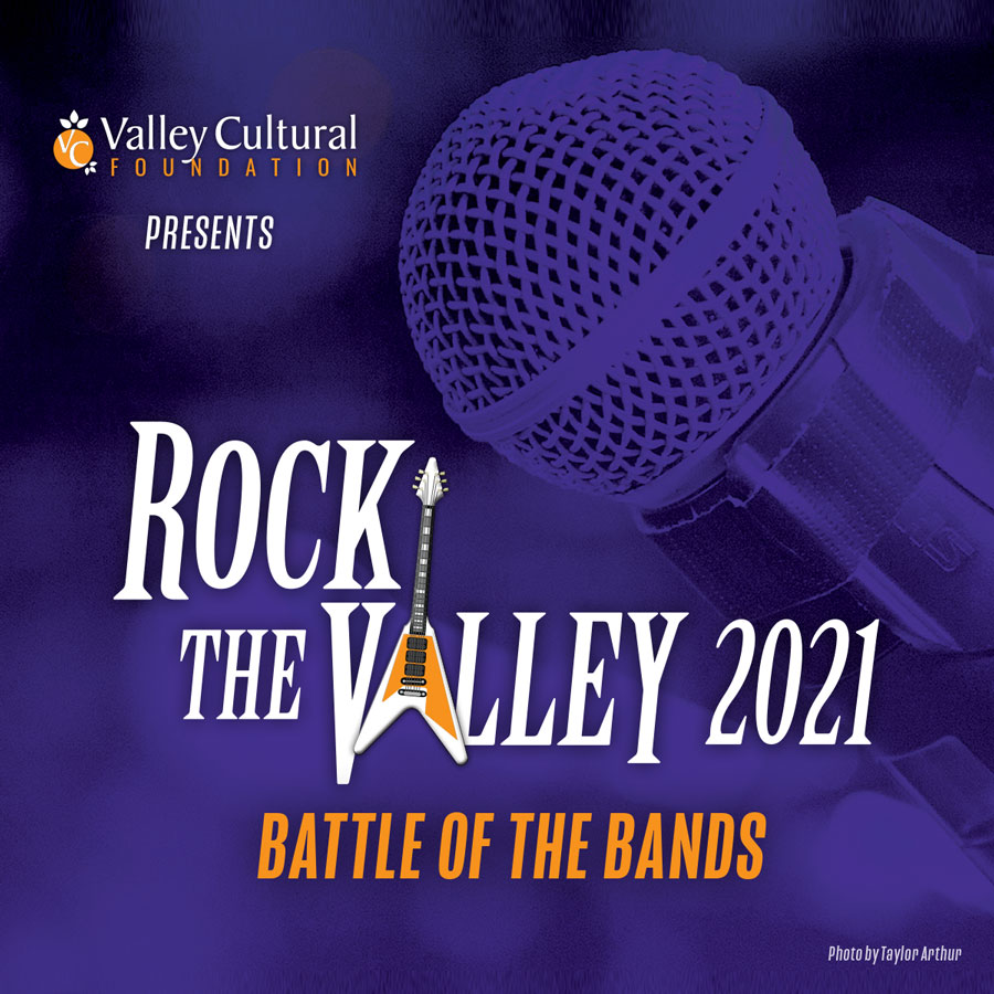 Rock the Valley 2021 album cover