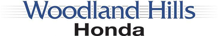 Woodland Hills Honda logo without Keyes
