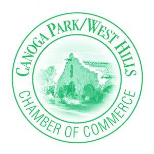 Canoga Park West Hills Chamber of Commerce logo