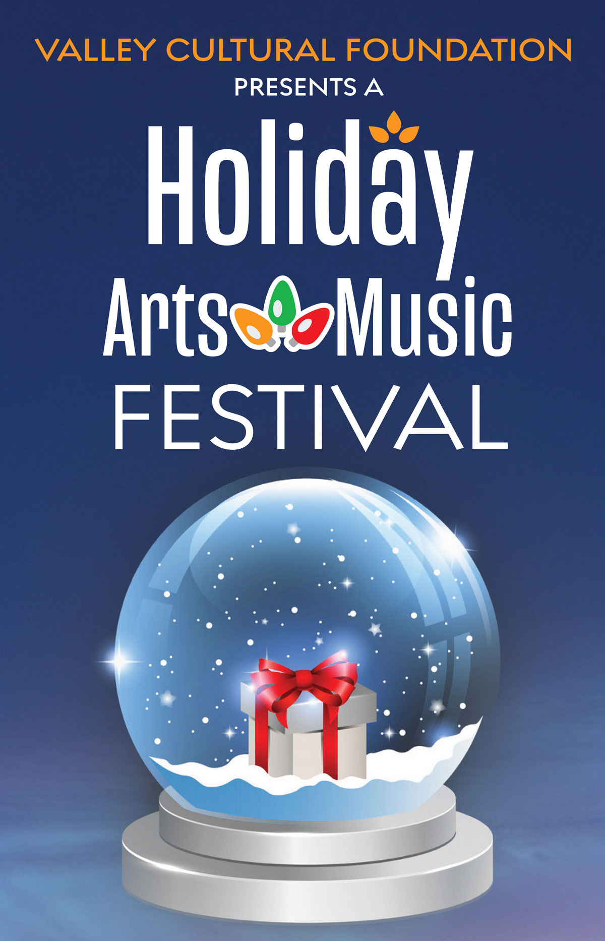 Holiday Arts and Music Festival save the date image